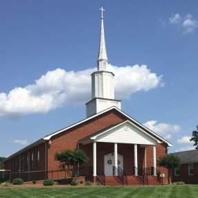 Hillcrest Baptist Church in Monroe,NC 28110