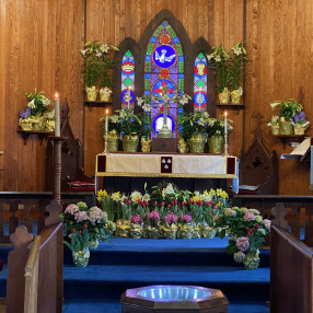 St. James Episcopal Church in Brookhaven,NY 11719-9756