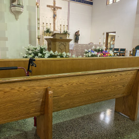 St. Josaphat Catholic Church in Cheektowaga,NY 14206