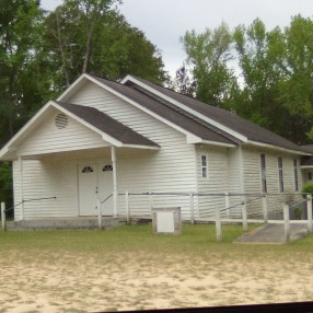 Pine Grove A.M.E. Church in Wrightsville,GA