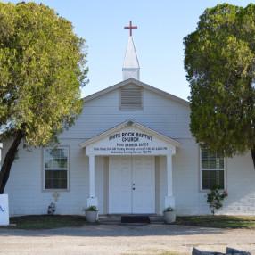 White Rock Baptist Church in Anna,TX 75409