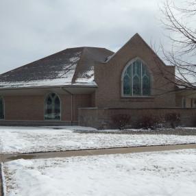 Ss. Francis and Clare Catholic Church in Birch Run,MI 48415-8706
