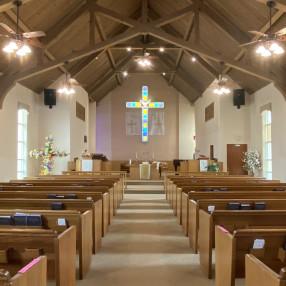 Salmon United Methodist Church in Salmon,ID 83467
