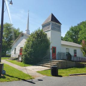 Robinson A.M.E. Church in Grasonville,MD 21638