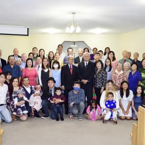 Central Georgia Vietnamese Baptist Church in Warner Robins,GA 31088