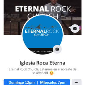 Iglesia Roca Eterna in Bakersfield,CA 93305