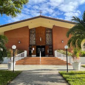 St. Mary Magdalen Catholic Church in Sunny Isles Beach,FL 33160-2850
