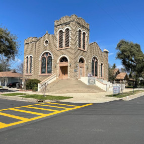 First Christian Church in Beaumont,CA 92223