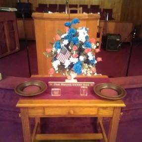 Edgefield Church of God in Edgefield,SC 29824