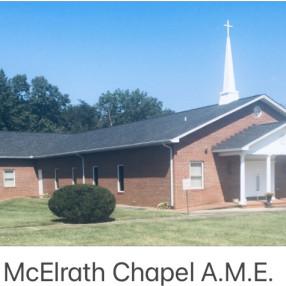McElrath AME Church in Morganton,NC 28655