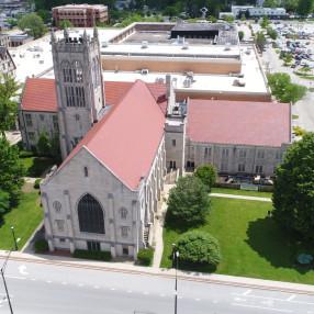 First United Methodist Church of Urbana in Urbana,IL 61801