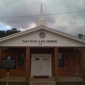 Flat Rock A.M.E. Church in Fayetteville,GA 30215