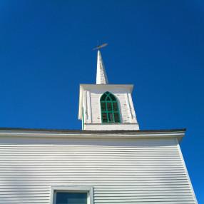 Kenduskeag Union Church in Kenduskeag,ME 2344