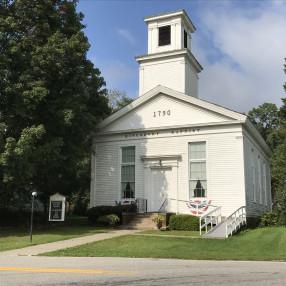 Kingsbury Baptist Church in Hudson Falls,NY 12839