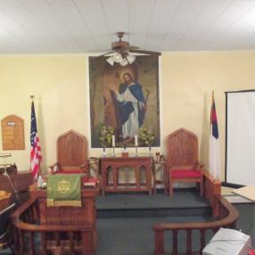 Zion Stone United Methodist Church