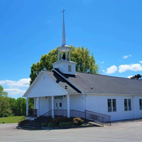 Pleasant View Baptist Church in State Road,NC 28676