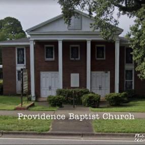 Providence Baptist Church in Mobile,AL 36606