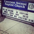 Emerson Avenue Baptist Church in Indianapolis,IN 46219
