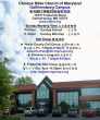 Chinese Bible Church of Maryland, Gaithersburg Campus