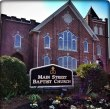Main Street Baptist Church in Kernersville,NC 27284
