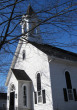 Little Home Church By the Wayside