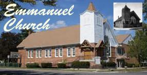 Emmanuel Church in Egg Harbor City,NJ 08215-0292