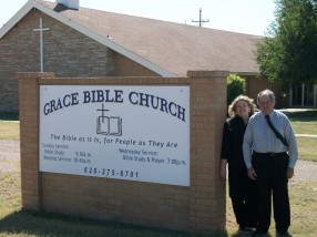 Grace Bible Church in Garden City,KS 67846-9039