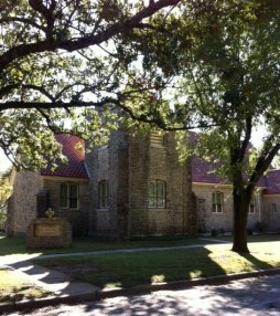 Epiphany Episcopal Church in Sedan,KS 67361