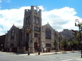 Bridge Street AME Church in Brooklyn,NY 11221