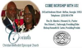 Corinth CME in Mc Rae,GA 31055-3113