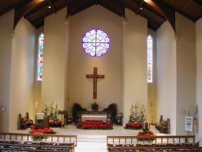 St. David's Episcopal Church in Roswell,GA 30076