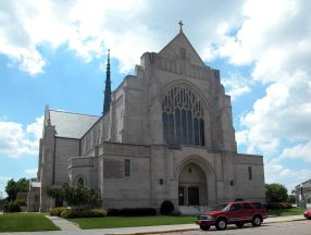 St. Mary's Cathedral in Grand Island,NE 68801