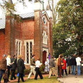 Immanuel Episcopal Church, Old Church in Mechanicsville,VA 23111