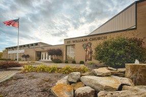 St. William Catholic Church in Warren,OH 44483-1133