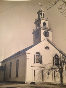 East Parish United Methodist Church in Salisbury,MA 01952