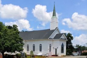 First Christian Church of River View in Valley,AL 36854
