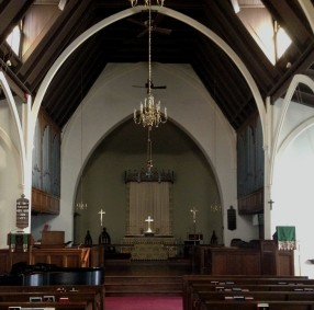 All Saints' Episcopal Church in Portsmouth,OH 45662