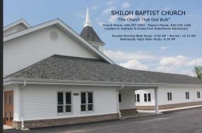 Shiloh Baptist Church in Robertsville,MO 63072