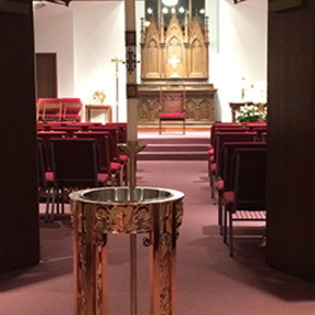 All Saints Anglican Church in Cranberry Township,PA 16066