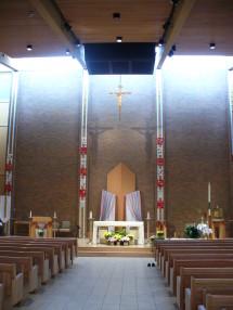 St. Thomas the Apostle Catholic Church in Billings,MT 59102-2803