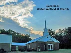 Sand Rock United Methodist Church in Sand Rock,AL 35983