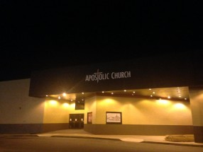 Apostolic Church of Warner Robins, GA in Warner Robins,GA 31088-5261