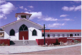 Trona Community United Methodist Church in Trona,CA 93562