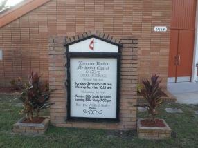Ebenezer United Methodist Church in Jacksonville,FL 32208