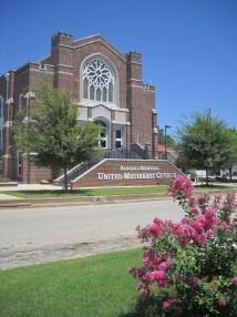 Barnard Memorial United Methodist Church in Holdenville,OK 74848