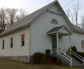 Burning Bush Mennonite Church in Bedford,PA 15522