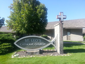 St. Leo's Church in Grand Island,NE 68801