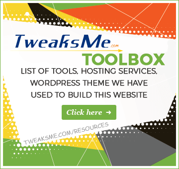 TweaksME Toolbox