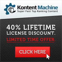 Kontent Machine Promo code