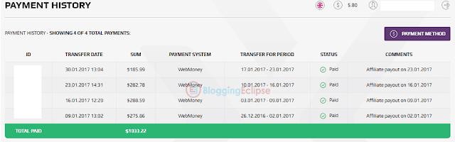 Adxx Payment Proof